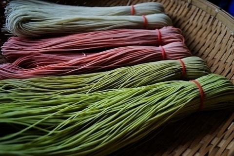 養生綠茶手工麵 其他圖片2