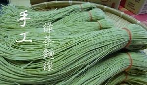石碇養生綠茶麵線組