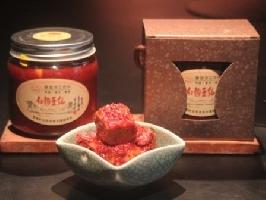 紅麴豆乳-玻璃罐裝