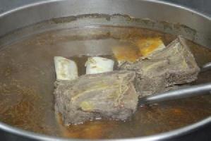 牛排熬煮的牛肉湯 其他圖片1