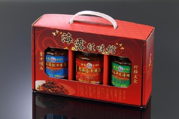 烏魚子干貝醬禮盒 其他圖片2