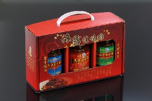 烏魚子干貝醬禮盒(彰化2012十 店家其他1