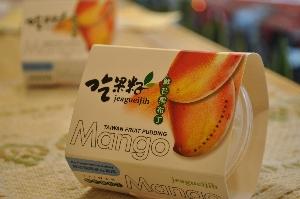吃果籽鮮芒果布丁單顆包裝 其他圖片1