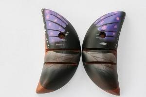 端紫斑蝶 其他圖片1