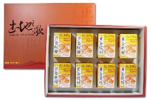 土地之歌-麥飯石黃金蜆精禮盒