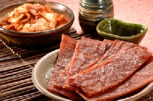 泡菜豬肉乾 其他圖片1