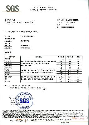 SGS黃麴毒素檢驗 其他圖片2