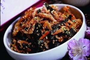 海苔櫻花蝦