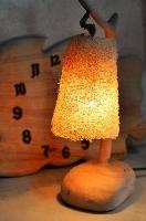簡單自然的絲瓜燈罩,投射出浪漫細緻的線條 其他圖片1