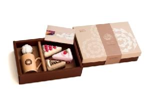英式下午茶與棉花原朵禮盒