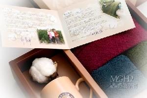 夢想卡布美國棉毛巾禮盒