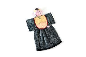 布袋戲造型擦手巾豬八戒