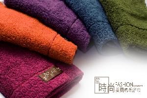 圍時尚-美國棉方巾 其他圖片1