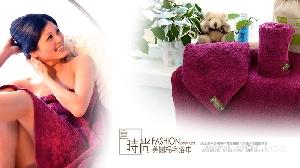 圍時尚美國棉-毛方巾禮盒 其他圖片2