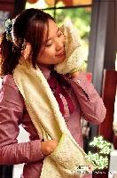 好客桐樂-口袋運動巾(花季)