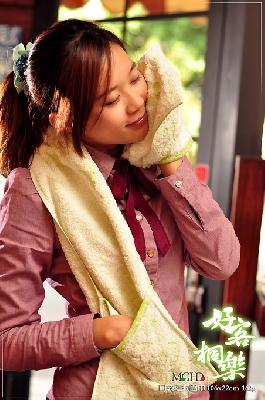 好客桐樂-口袋運動巾(花季) 封面圖片