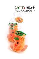 紅蘿蔔蛋糕毛巾(拜年) 其他圖片1