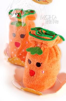 紅蘿蔔蛋糕毛巾(拜年) 封面圖片