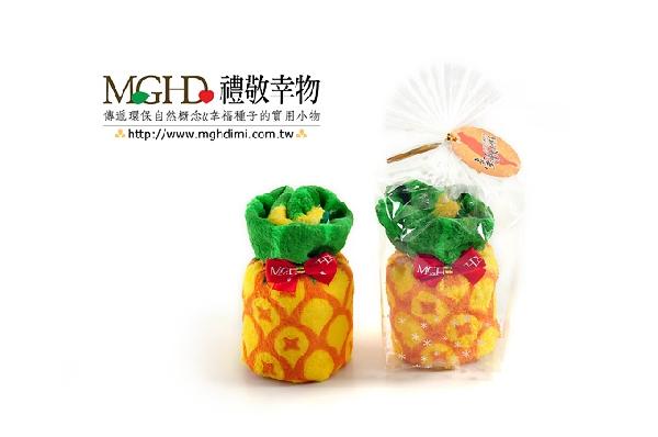 旺旺來-鳳梨蛋糕毛巾(拜年) 其他圖片2