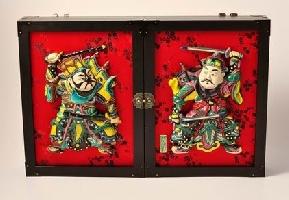 門神—玄關置物盒