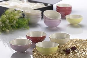 釉之花絮-茶碗
