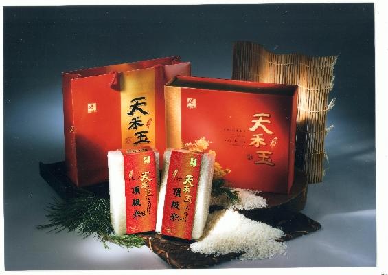 天禾玉頂級米禮盒 封面圖片