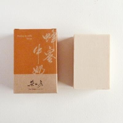 茶山房_蜂蜜牛奶皂 其他圖片1