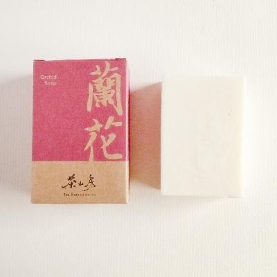 茶山房_蘭花皂 其他圖片1