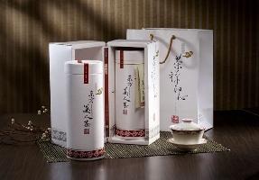 東方美人包裝設計得獎作品-茶