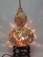 葫蘆座燈--福中福