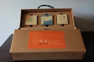 北港春自然純露手工香皂