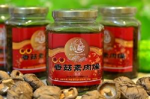 蔥明滋味-香椿香菇素肉燥