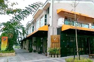 卡彿魯岸咖啡瑞民店外觀