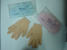 Wellskin保濕護手套
