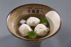 進益貓江丸(包肉魚丸)