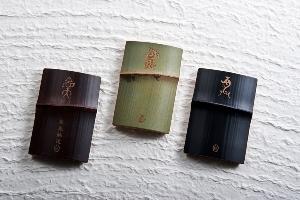 竹刺名片夾