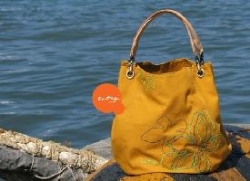 風姿百態油桐花—Hakka系列袋包