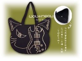 CFG-01L汪喵貓臉吉他帆布