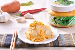 慶家-黃金泡菜