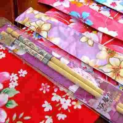 筷子 箸福愉筷(九香竹筷含油桐花筷套) 封面圖片