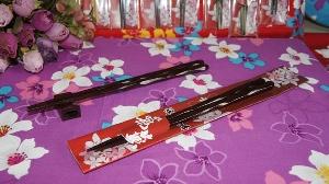 台灣工藝筷---飛燕手工筷