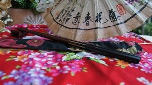 台灣工藝筷--巧味筷
