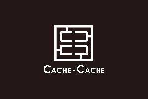 CACHE-CACHE LOGO