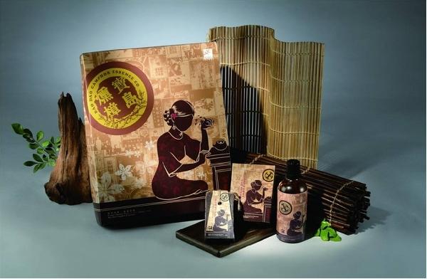 寶島燻油手工皂禮盒組 封面圖片