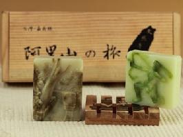 阿里山精雕手作皂