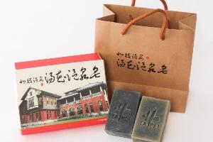 北投溫泉湯花溫泉皂禮盒(北投文化)