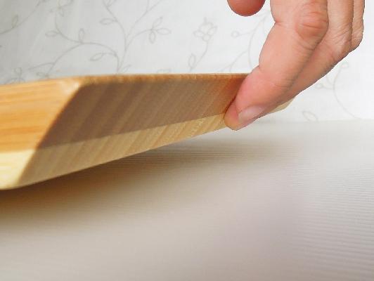 獨家側邊45度角設計,翻轉砧板處理生熟食,省力迅速! 其他圖片2