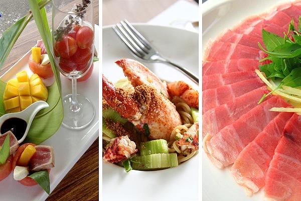 無國界創作料理套餐,頂級食材每日在地漁港直送 店家其他3