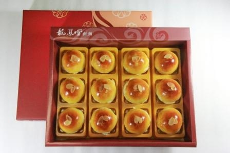 12入頂級棗泥蛋黃酥禮盒 其他圖片2
