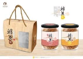 鱸魚鬆禮盒-原味*1+加鈣*1